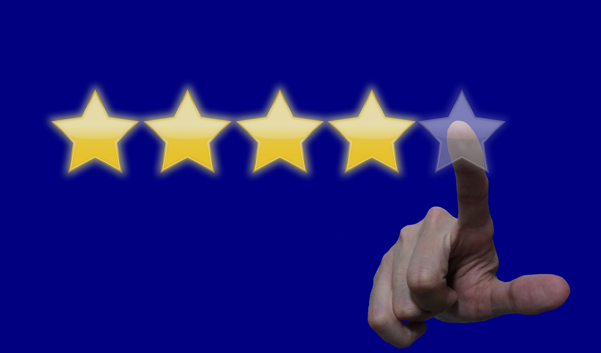 Project Managers want 5-star reviews from satisfied clients.