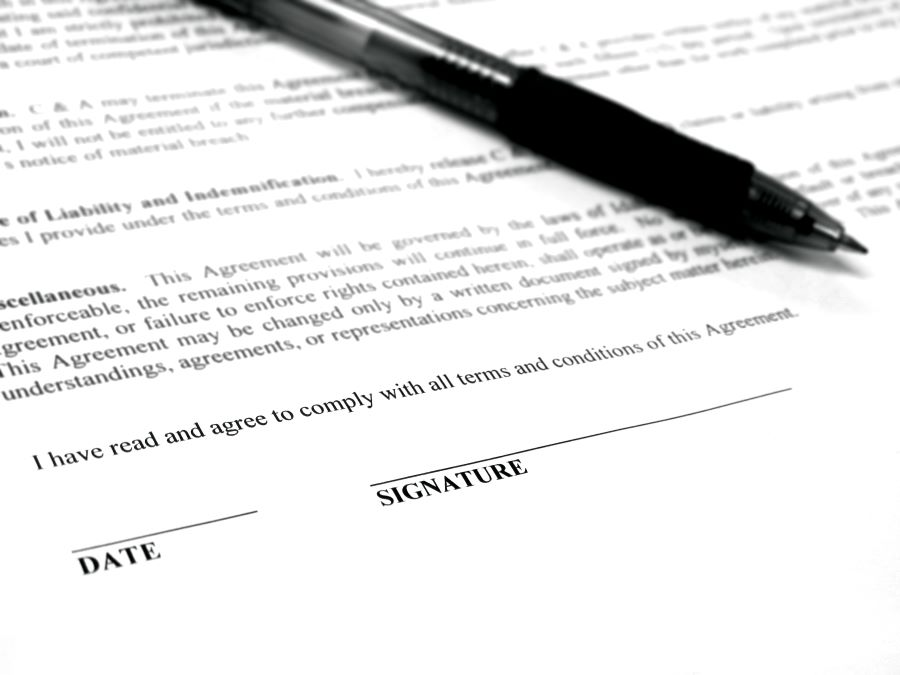 As the seller of goods or services to a project, you have responsibilities beyond just your signature on the contract