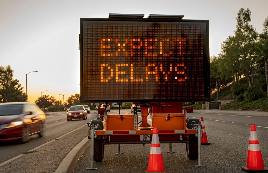 Project delays are like traffic delays. Expect and plan for them