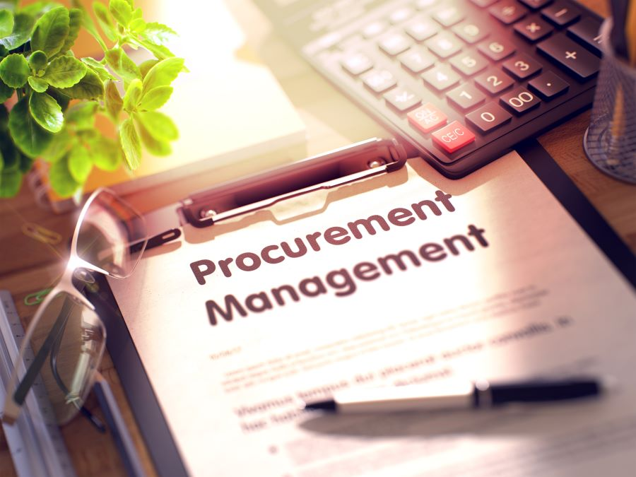 Procurement begins with a well-documented Procurement Management Plan