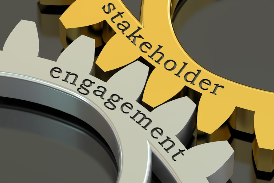 Stakeholder engagement is a key to project success