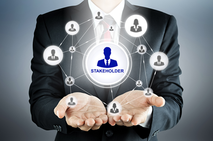 Selecting the best Stakeholders for a successful project is necessary